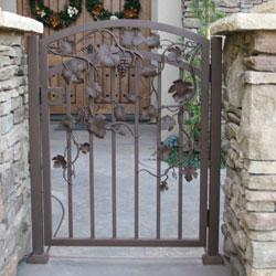 Wrought Iron Gates Long Beach Ca Driveway Gates